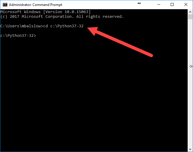 How-To Install Python Packages – Foxtrot Alliance