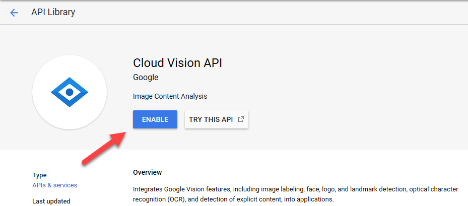 How-To Use Google Cloud Vision API (OCR & Image Analysis) – Foxtrot