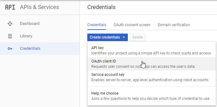 How-To Use Google Gmail API – Foxtrot Alliance