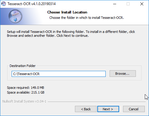How-To Use Tesseract OCR (Open Source Google Engine) – Foxtrot Alliance